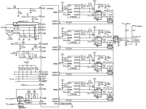Rtc Multi Phase Pwm Controller For Cpu Core Power