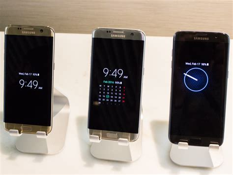 10 things the new samsung galaxy s7 can do that the iphone