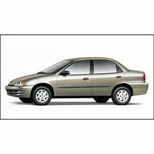 Pontiac Firefly 1995 To 2001 Service Workshop Repair Manual