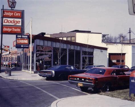 Vintage, Pre-carpocalypse Auto Dealerships