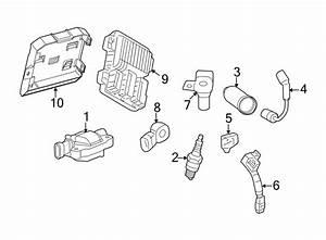 Chevrolet Camaro Spark Plug Wire  Liter  Wires  Ignition