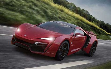 Fast Seven Cars by Some Of The Most Recognizable Fast And Furious 7 Cars