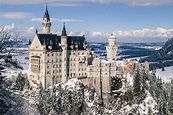 Where is the Disney Castle in Germany? A Guide to Visiting ...