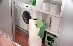 Einbauschrank Für Waschmaschine : die hauswirtschaft mit schiebet r schranksystem planen ~ Michelbontemps.com Haus und Dekorationen