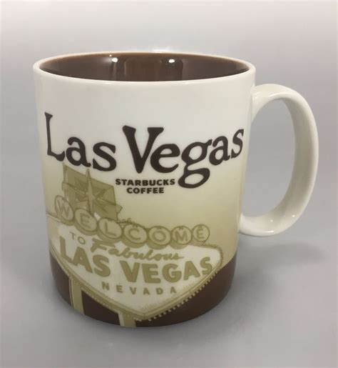 Coffee icons to download   png, ico and icns icons for mac. Starbucks Las Vegas Global Icon 2011 Brown Coffee Mug Cup 16 oz #Starbucks   Starbucks coffee ...