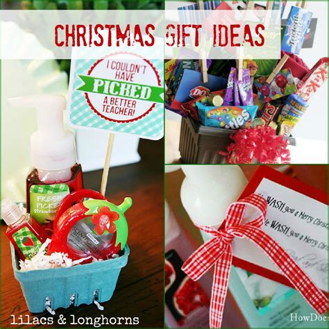 Christmas Gift Ideas  Lilacs And Longhornslilacs And