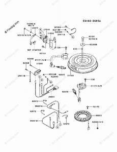 Kawasaki 4 Stroke Engine Diagrams