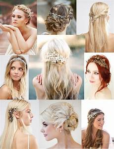 841 best images about coiffure mariee on pinterest With bijoux mariee