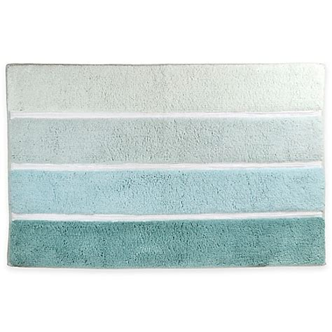 dkny highline stripe bath rug bed bath