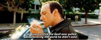 Usual Suspects Quotes Keyser Soze He Tag