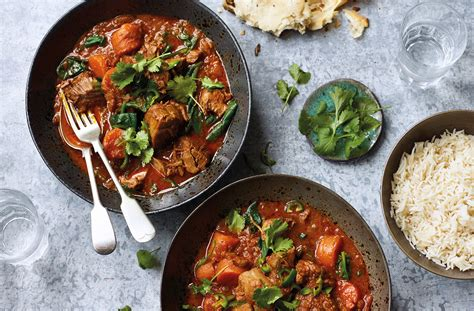 slow cooker recipes lamb curry recipe descriptive tesco spicy marks dish trademark suit beef popular casserole food cooking text number