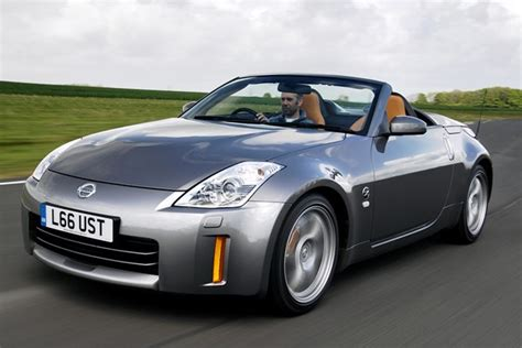 Nissan 350z Roadster (from 2005) Used Prices
