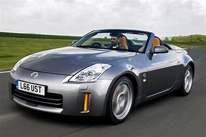 Nissan 350z Cabriolet : nissan 350z roadster from 2005 used prices parkers ~ Maxctalentgroup.com Avis de Voitures