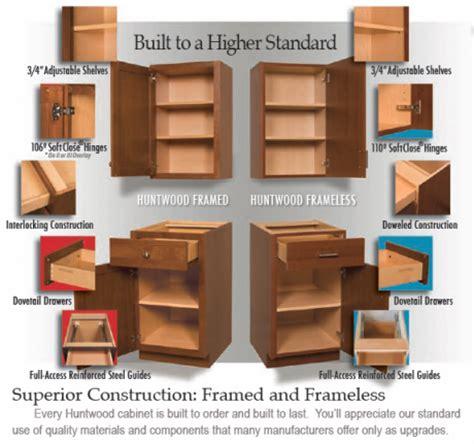 face frame cabinets vs frameless distinctive