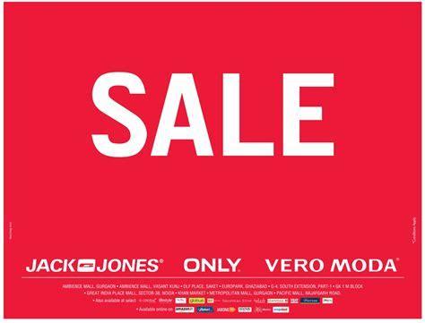 Vero Moda / Jack & Jones / Only   Sale / Mumbai, New Delhi