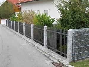 Zaun Bauen Pfosten Setzen Forum : gartenzaun befestigung gartenzaun mit doppelstabmatten ~ Lizthompson.info Haus und Dekorationen