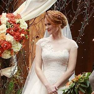 behold the most unexpectedly perfect nail polish shade you With april kepner wedding dress