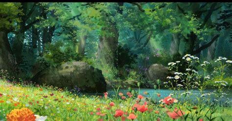 nature anime wallpaper hd anime top wallpaper