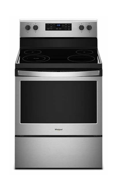 Whirlpool Range Electric Freestanding Cleaning Ft Self