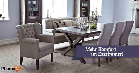 Sessel Für Esszimmer by Mehr Komfort Im Esszimmer Sofa Und Sessel Am Tisch