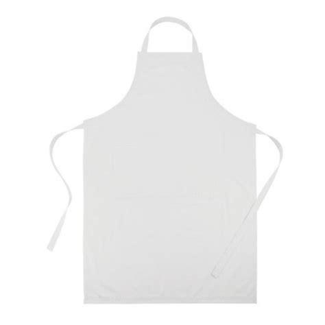 tablier blanc de cuisine tablier de cuisine publicitaire ajustable blanc
