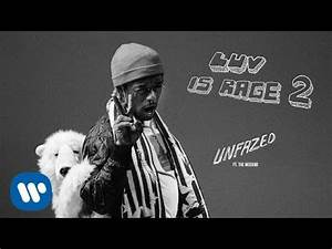 Lil Uzi Vert UnFazed feat The Weekend tekst piosenki