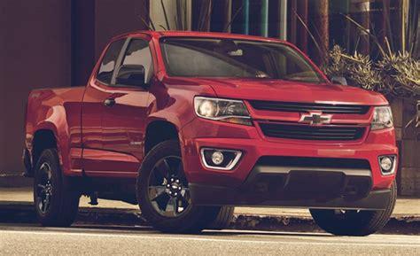 Chevrolet's New Colorado Shoreline Trim Level Defies