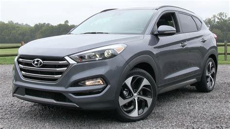 2016 Hyundai Tucson Limited 1.6t (ultimate Pkg) Start Up