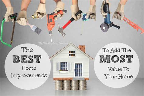 home improvements  add