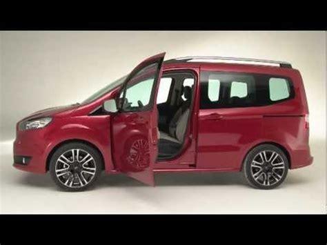 ford tourneo courier titanium nouveau ford tourneo courier