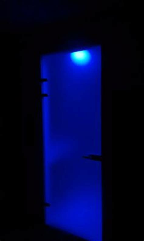 Led Lights For Room Reviews by Blue Led Light To Indicate The Bathroom In Your Room Is