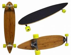 Cruiser Skateboard Trucks : 9x43 bamboo longboard cruiser 180mm aluminum trucks ~ Jslefanu.com Haus und Dekorationen
