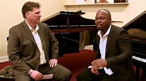 Eric Wortham II at Cunningham Piano Company - YouTube