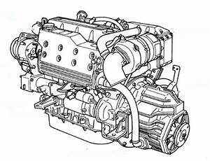 Yanmar Marine Diesel Engine 4lh Series Service Repair