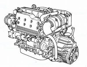 Yanmar Marine Diesel Engine 4lh Series Service Repair Manual