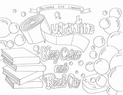 Coloring Pages Quarantine Xcolorings Read