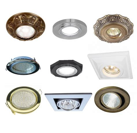 styles innovations features of recessed lights