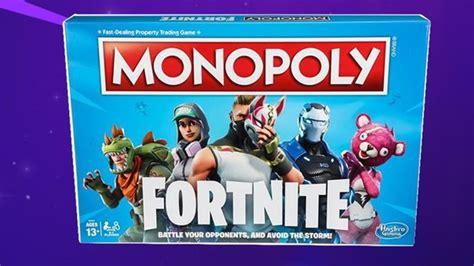 fortnite monopoly         skin