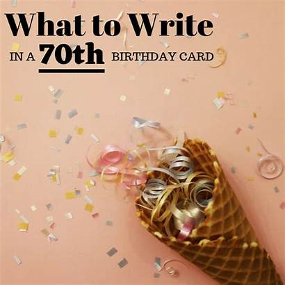 70th Birthday Wishes Card Sayings Quotes Cards
