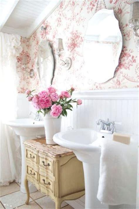 shabby chic bathroom set 28 lovely and inspiring shabby chic bathroom d 233 cor ideas digsdigs