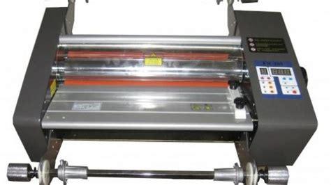 mesin laminasi uv mesin laminating 2 sisi folio ud wijaya supplier