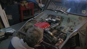 Mitsubishi Vr4 6a13tt Engine In Ford Anglia 105e First