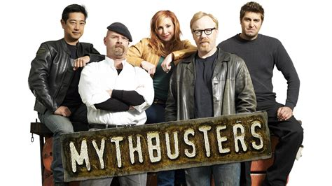 Image result for mythbusters cast