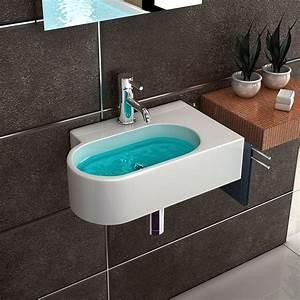 Kleine Waschbecken Für Gäste Wc : weiss keramik handwaschbecken f r g ste wc waschbecken waschtisch bad waschbecken g ste wc wc ~ Watch28wear.com Haus und Dekorationen