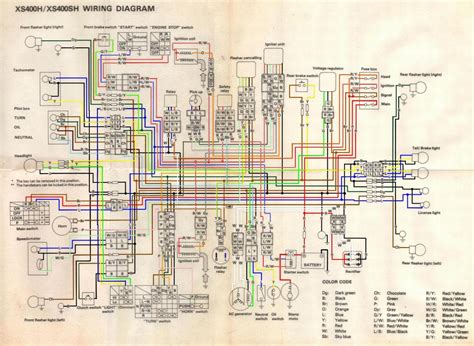 Yamaha Wiring Diagrams Page Forum