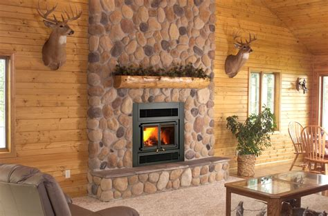 Foyer Bois - indoor wood burning fireplaces wood fireplaces lansing mi