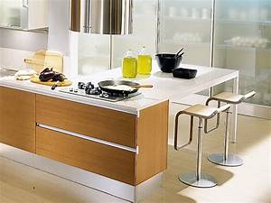 Hochtisch Küche : die k chenarbeitsplatte als theke bar oder tisch ~ Pilothousefishingboats.com Haus und Dekorationen