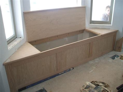 How To Make A Bay Window Bench Seat Pdf Plans Full Bed
