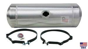 10x33 center fill spun aluminum gas tank 11 gallon with locking gas cap ebay