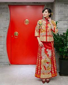bnbfinds traditional chinese dresses by cocoon bridal With chinese wedding dress hong kong